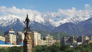 The Best of Almaty Day Tour