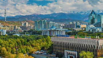 Almaty 4-Day Tour Package