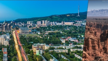 Almaty 4-Day Tour Package, Inclusive of Charyn Canyon