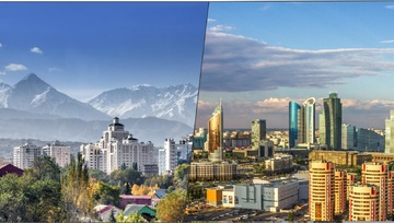 Nur-Sultan and Almaty 7-Day Tour Package