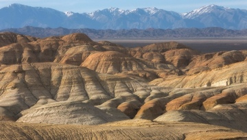 Altyn Emel National Park and Charyn Canyon Off-Road Tour
